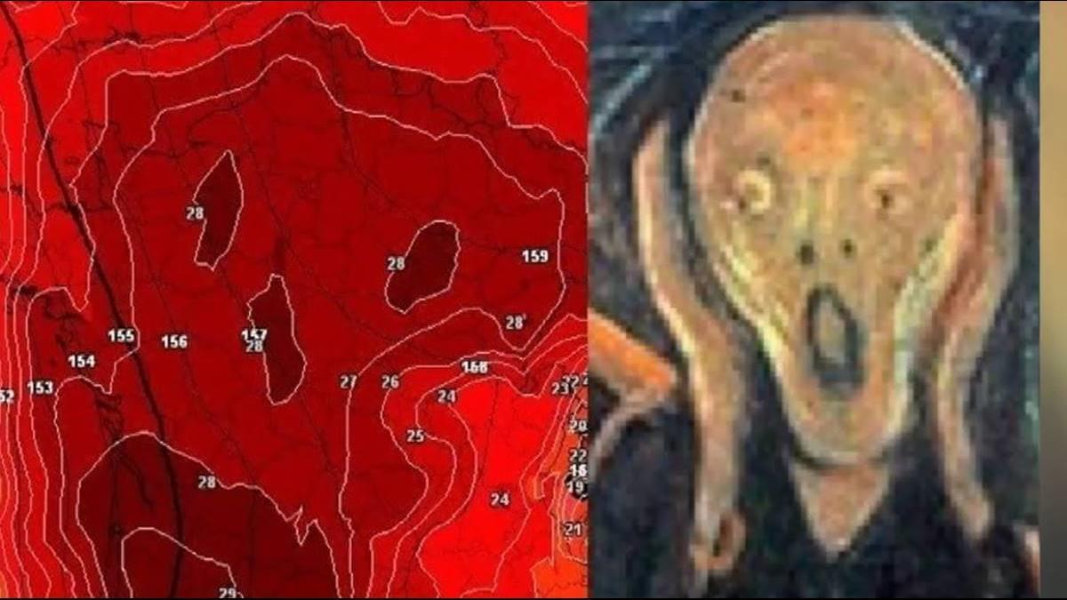 歐洲熱浪高溫飆40度 專家示警:地獄來臨
