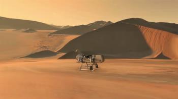 探索生命基石 NASA將派無人機登陸土衛六