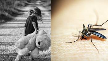 女童抓破蚊子包…隔天腳腫一圈!下肢發黑壞死