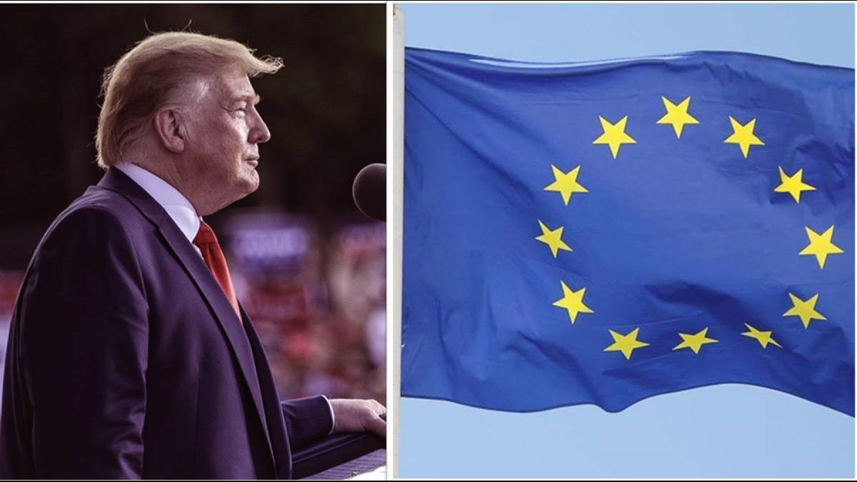 再闢貿易新戰場?美將對歐盟1237億商品祭關稅