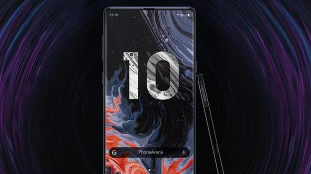 三星Note10將問世!新安卓機皇超強功能曝光