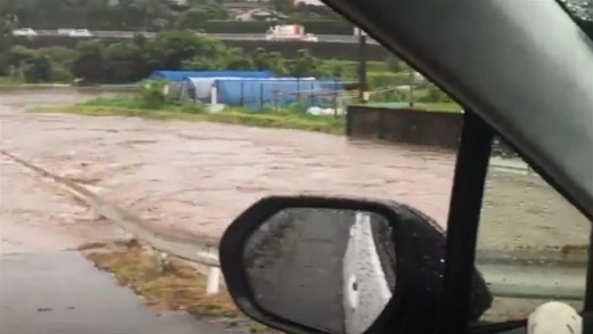 日本九州暴雨!鹿兒島59萬居民遭強制撤離