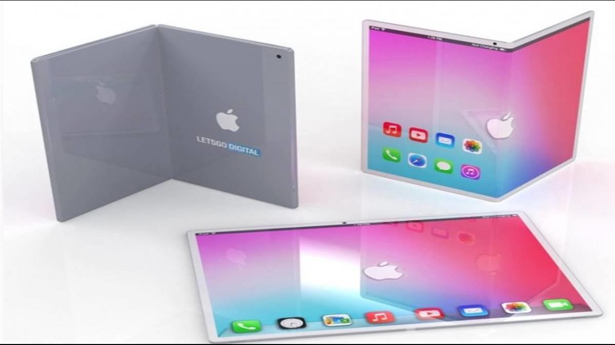 蘋果傳推摺疊iPad戰微軟Surface!搭雙螢幕支援5G
