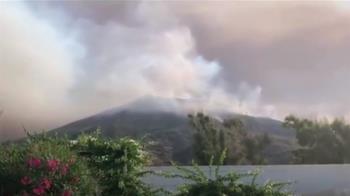 義大利斯特龍伯利島火山噴發  至少1死數傷