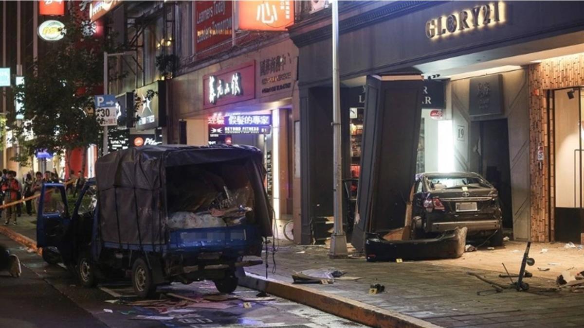 無照飆車衝撞人行道釀3死 謝亞軒判13年徒刑