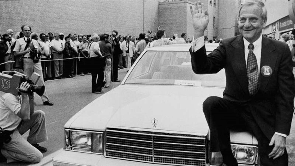 克萊斯勒救世主!美汽車業界傳奇病逝 享壽94歲