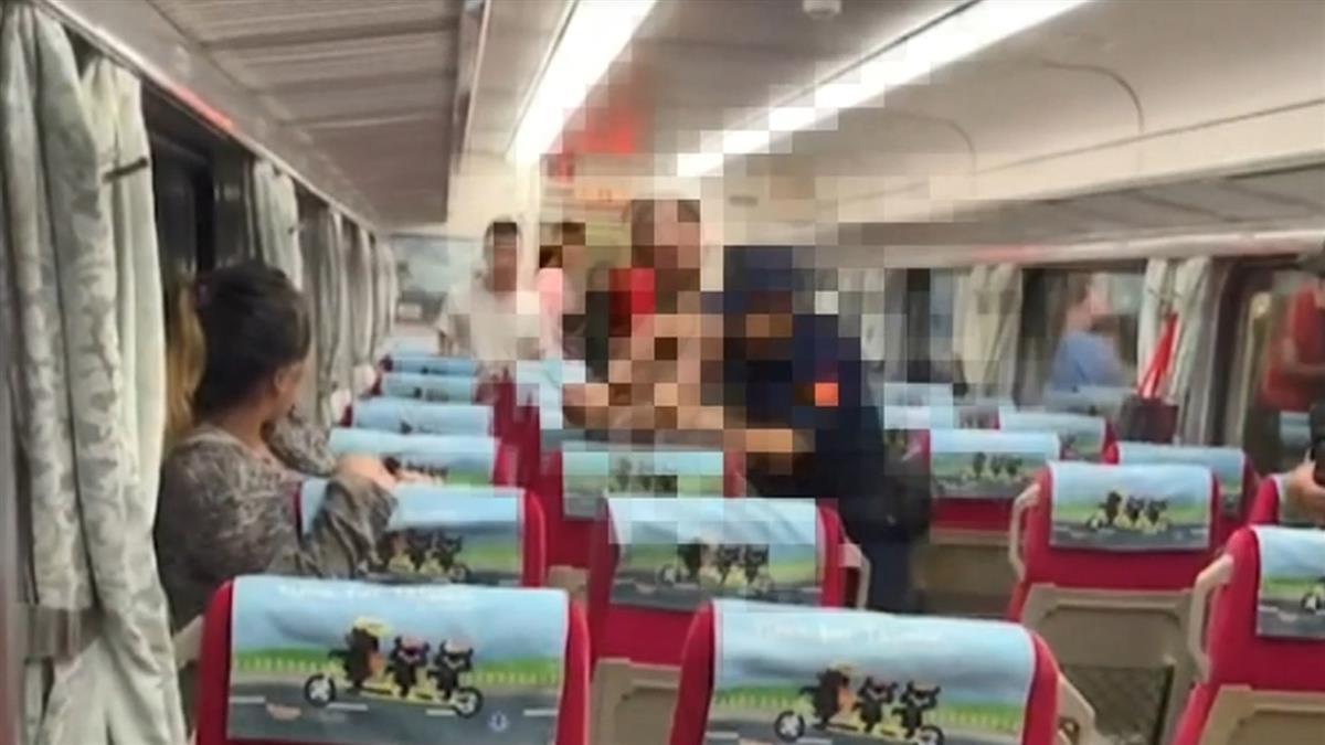 鐵路警察遭乘客攻擊不治!檢聲請羈押獲准