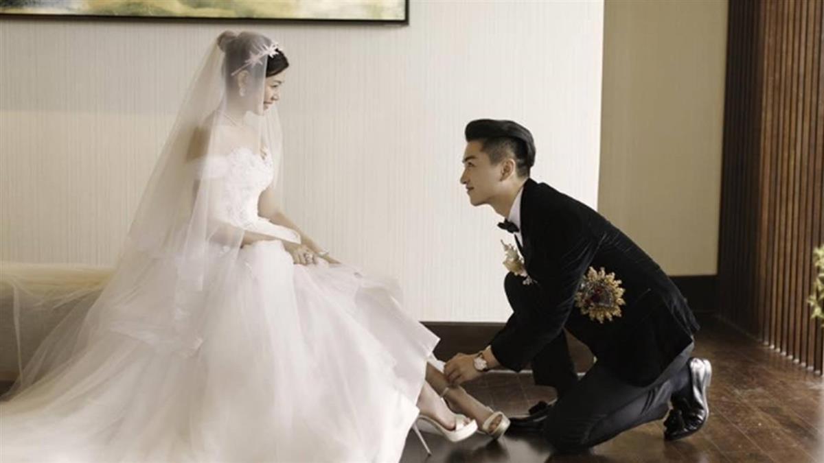 結婚三周年驚爆婚變?陳妍希PO照洩婚姻現況
