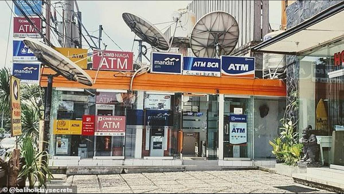 峇厘島超商ATM盜領氾濫!專家傳授2點避免被詐