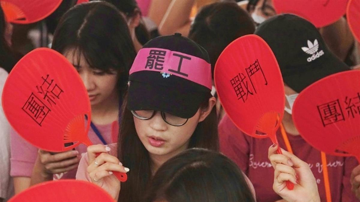 罷工若處置不當 林佳龍:將檢討航權