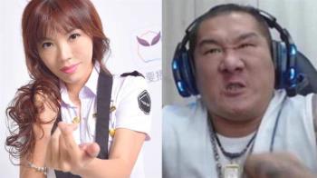 劉樂妍火力全開!狂發文嗆爆館長:我們來比奶