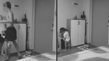2歲兒面前遭痛毆!越南新娘抱頭發抖:我錯了