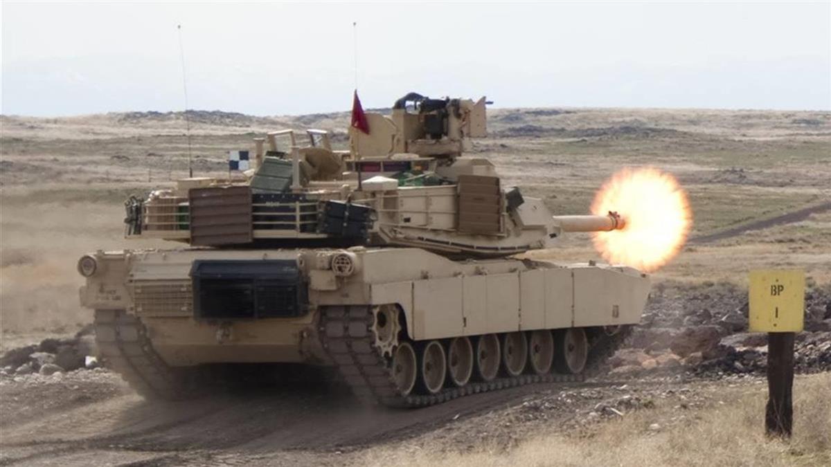美國務院批准!售台22億美元戰車與飛彈軍備