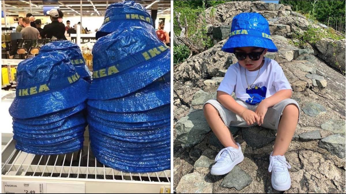 IKEA尼龍漁夫帽網拍價翻10倍!2行銷魔法曝光