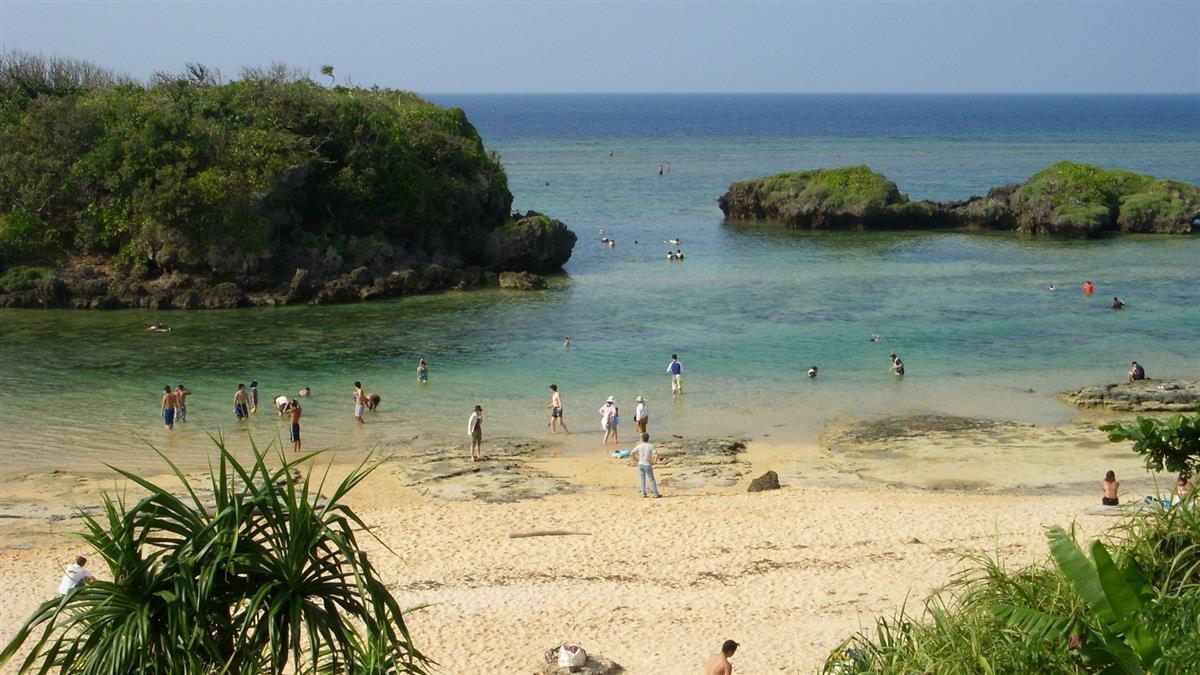 捨命救女兒!台灣爸在沖繩海水浴場不幸溺斃