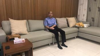 豪宅?韓國瑜租屋處 3房2廳擺設曝光