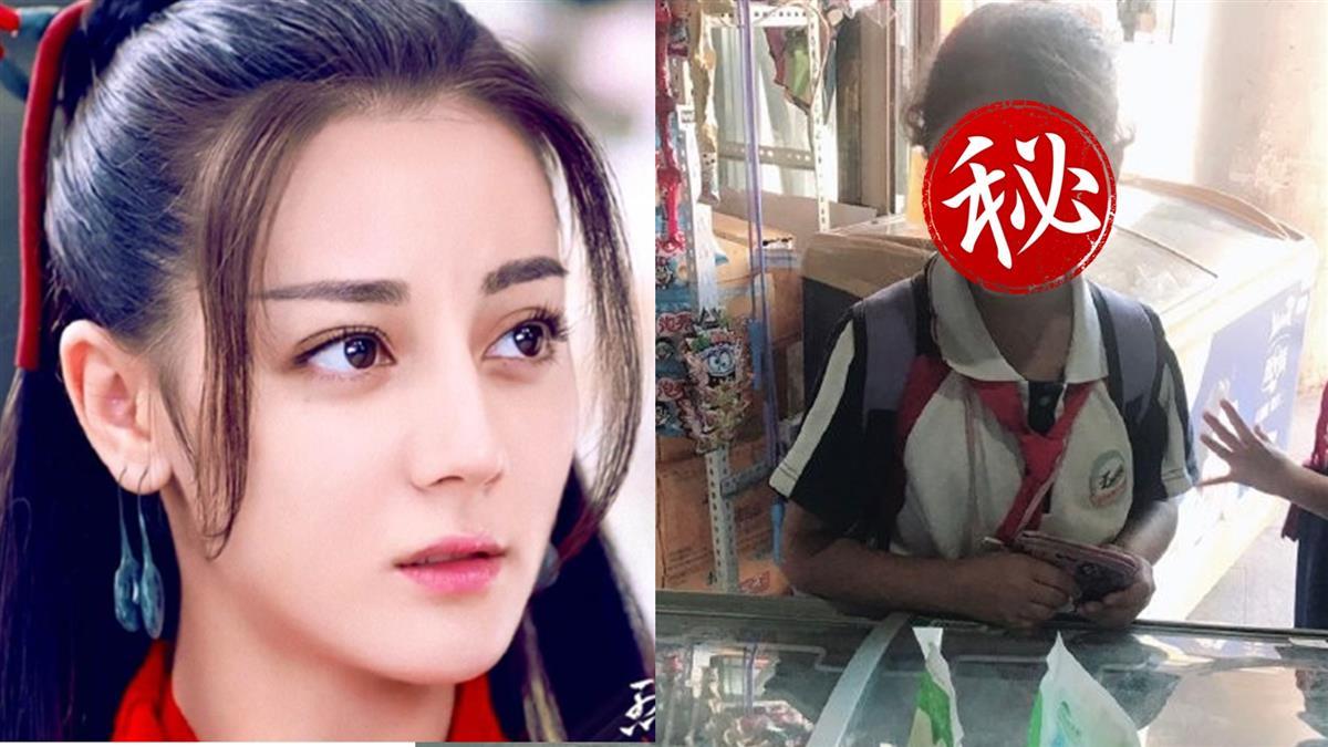 新疆小學生仙照瘋傳!網驚:龍母穿越時空