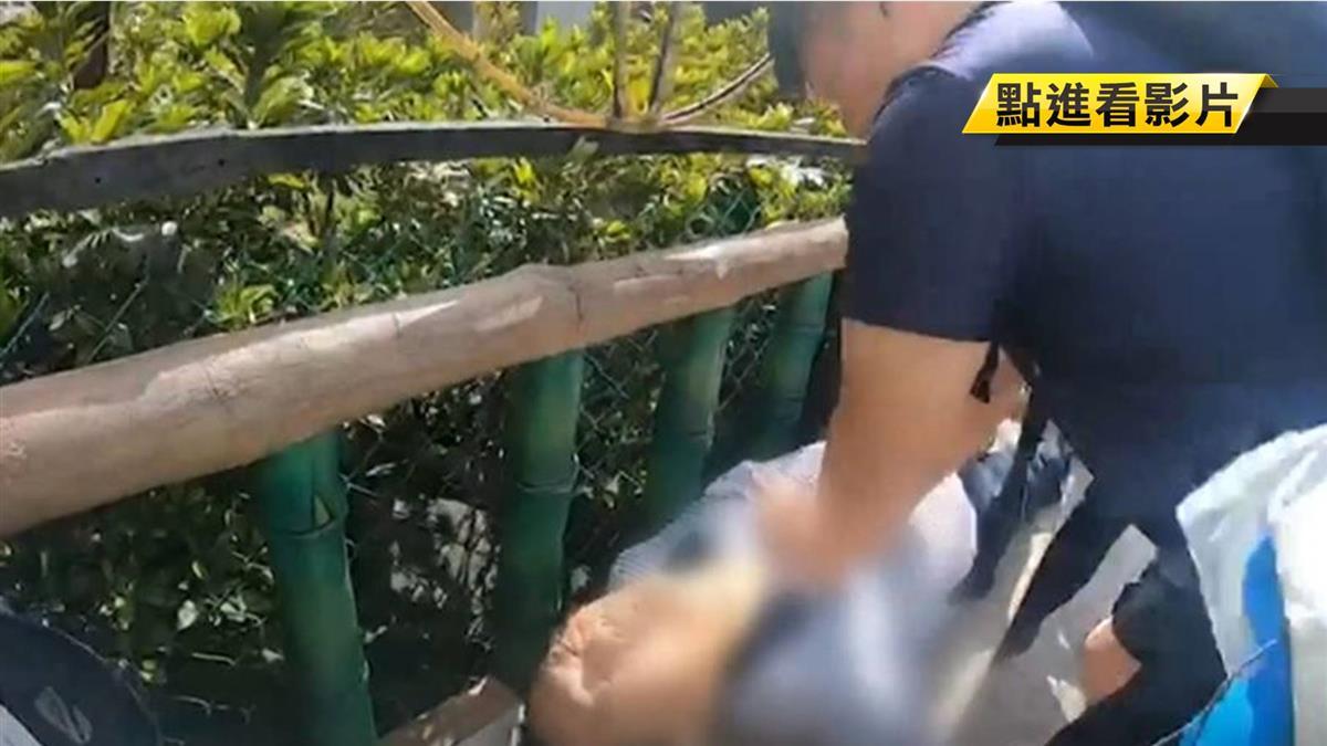 救不回免責!翁倒路旁…男狂做CPR搶命