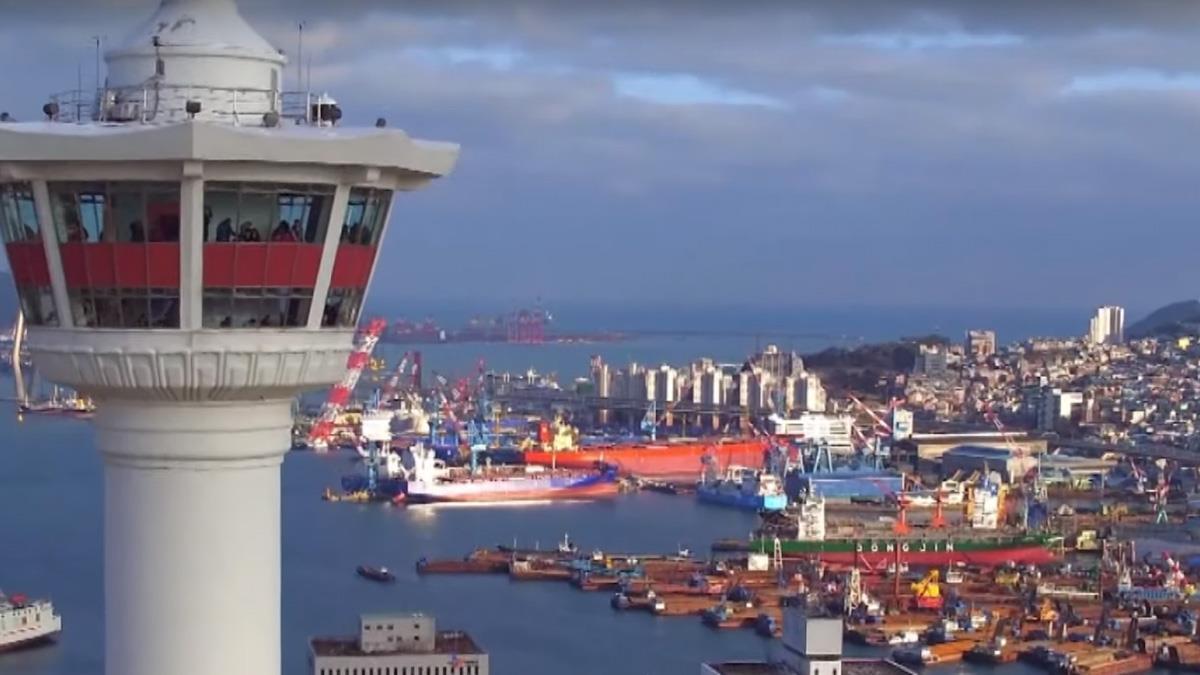 打造台北市為岸上觀光首選 副市長赴釜山簽郵輪觀光MOU