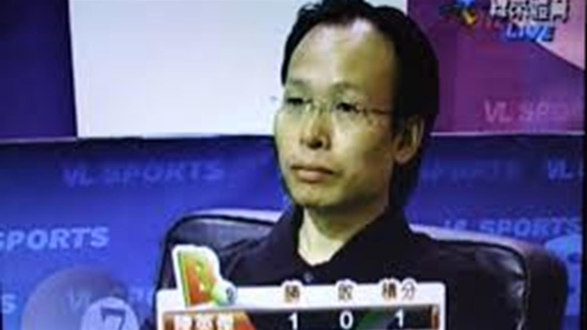 51歲撞球金牌國手張皓評 浴室重摔去世