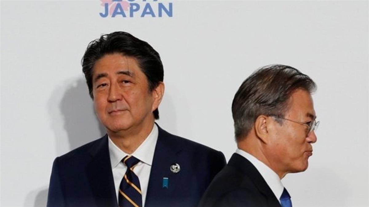 日韓貿易戰持續延燒 韓一通電話向美告狀