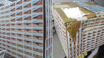 貼滿496張郵票!包裹成功到紐西蘭 網見亮點笑翻