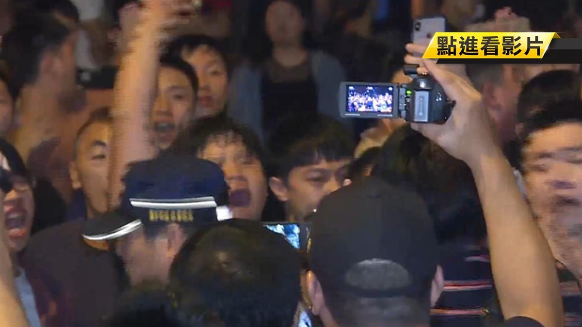 號召200人包圍涉虐保母家 直播主遭拘提