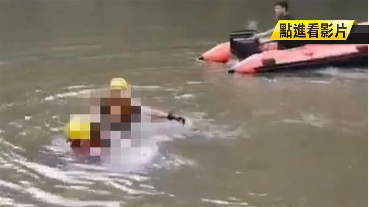 潮牌老闆帶家人戲水 溪水暴漲為救姪女溺斃