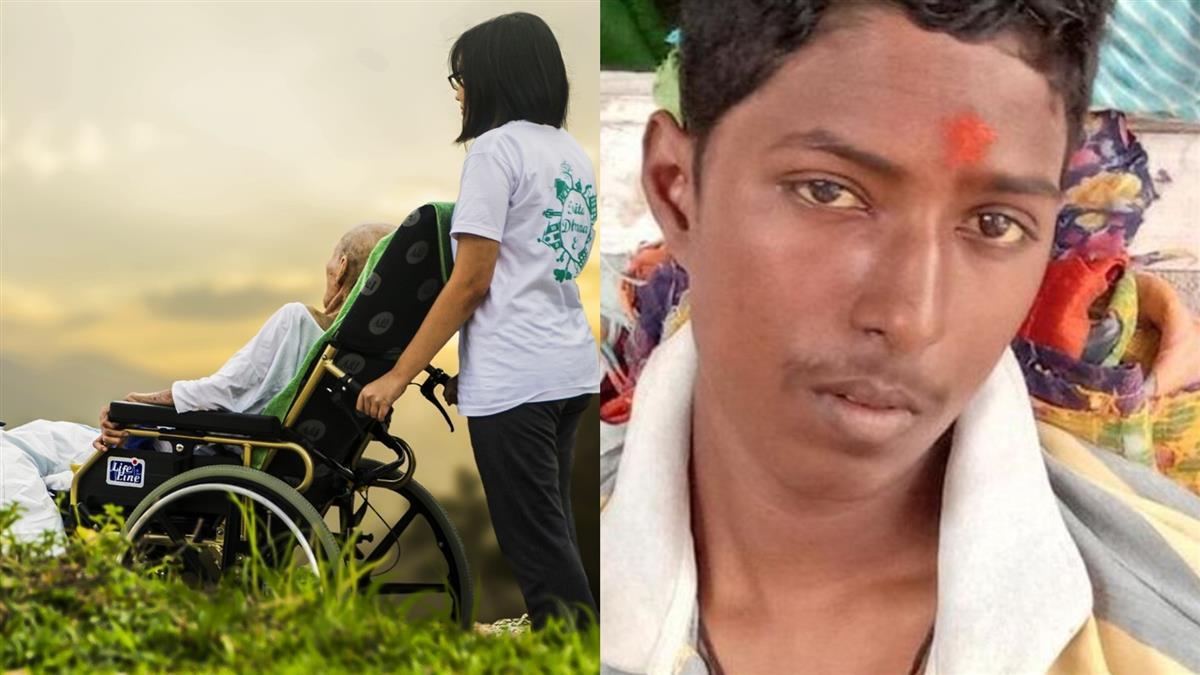 18歲兒腦死!媽心碎裹屍…火化前他奇蹟泛淚復活