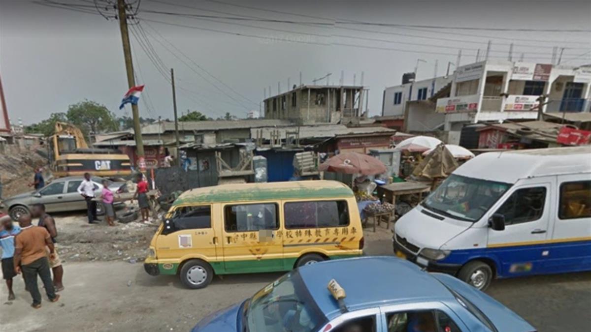 非洲驚見台灣娃娃車!網搜街景傻眼:怎進口的