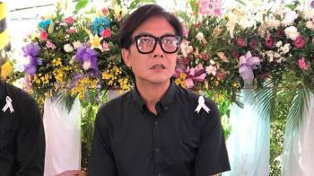 陳爸告別式…港星赴台淚送:原本約好明年見