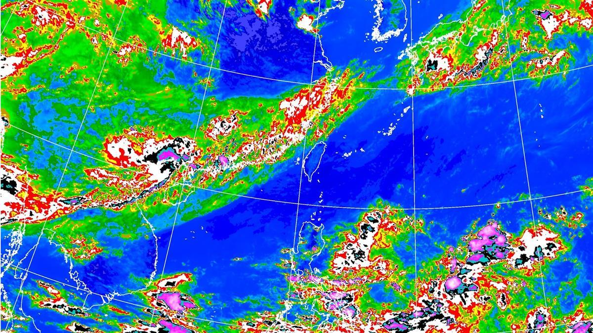 曝路徑!颱風丹娜絲最快周一生成 一圖秒懂天氣