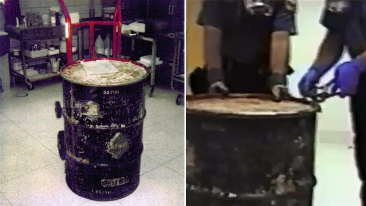 158kg鐵桶撬開…驚見孕屍!閨蜜曝已失蹤30年