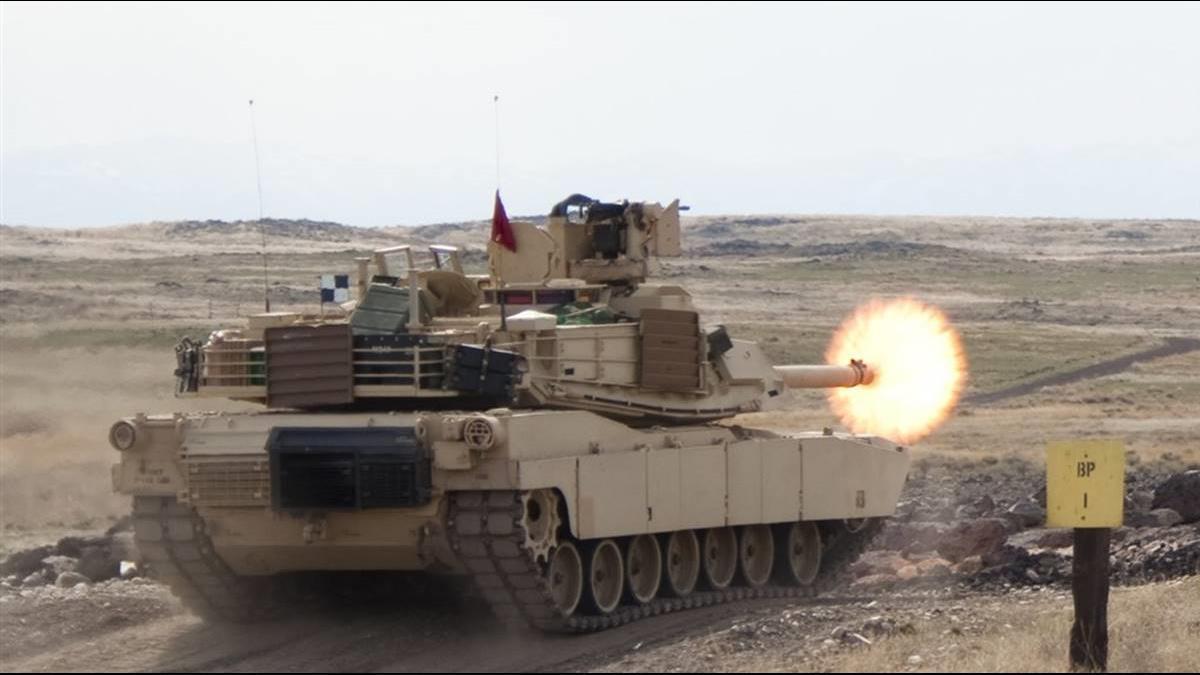 M1A2T戰車採購落差200億?國防部這樣回應