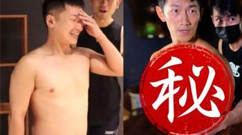 油肚變腹肌!蔡昌憲2個月減脂10.6%…驚呆網