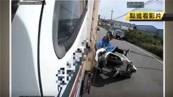 騎車勾到垂地電纜線 男大生彈飛撞貨車…搶救六天不治