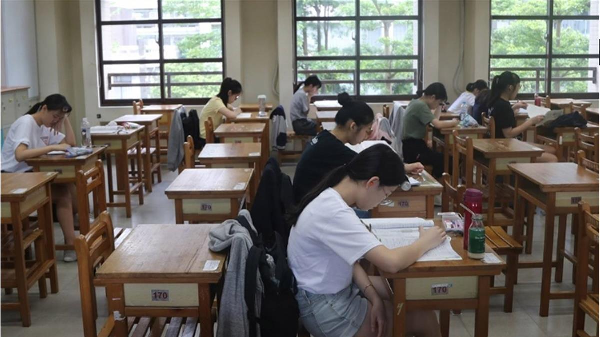 指考成績公布 數甲頂標降9分國文均標暴增13分