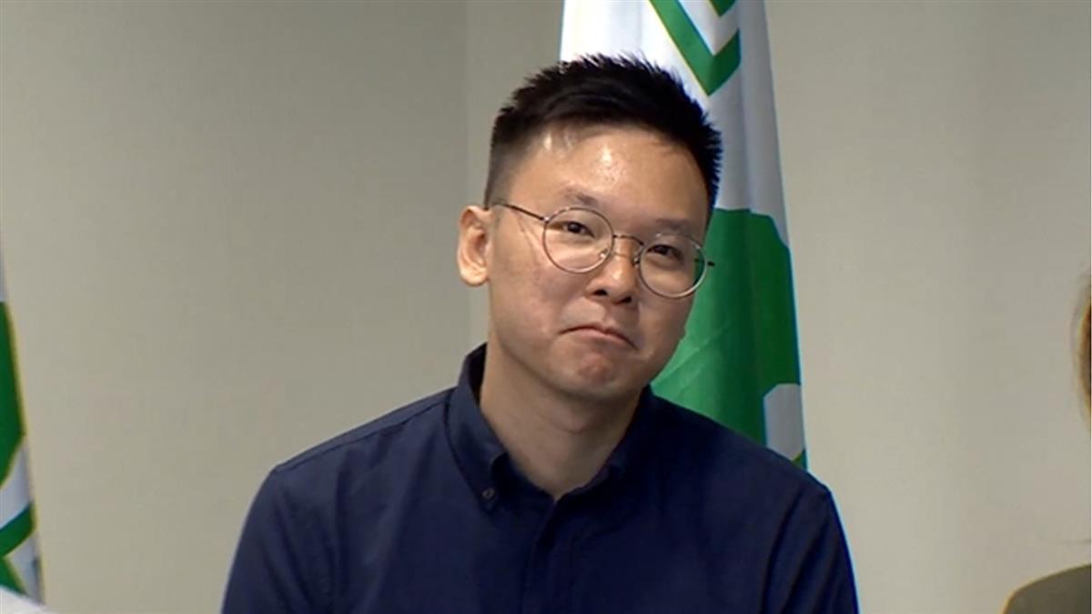 加入民進黨關鍵原因!林飛帆:打造非韓家園