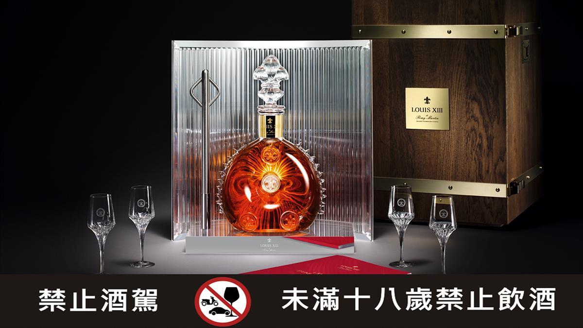 烈酒之王路易十三 凝聚百年代代相傳的奢華品味 長期投資最佳方向