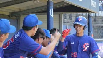 廖俊凱開轟帶領 港口盃中華勝日本奪預賽第一