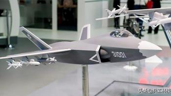 殲-31模型變胖又變大!陸媒曝:速度比F35快30%