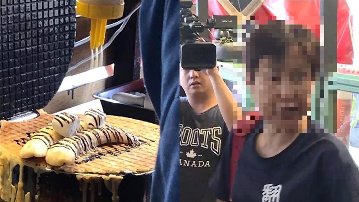 衝煎餅店譙女學生去死!女韓粉:我才是受害者