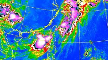 低壓來襲!8縣市豪大雨…高屏、台東防致災