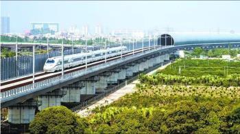耗資8億護3萬隻小鳥!陸高鐵建全球首例隔音隧道