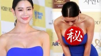 北半球滑出!亞洲最美女星一彎腰…攝影全暈船