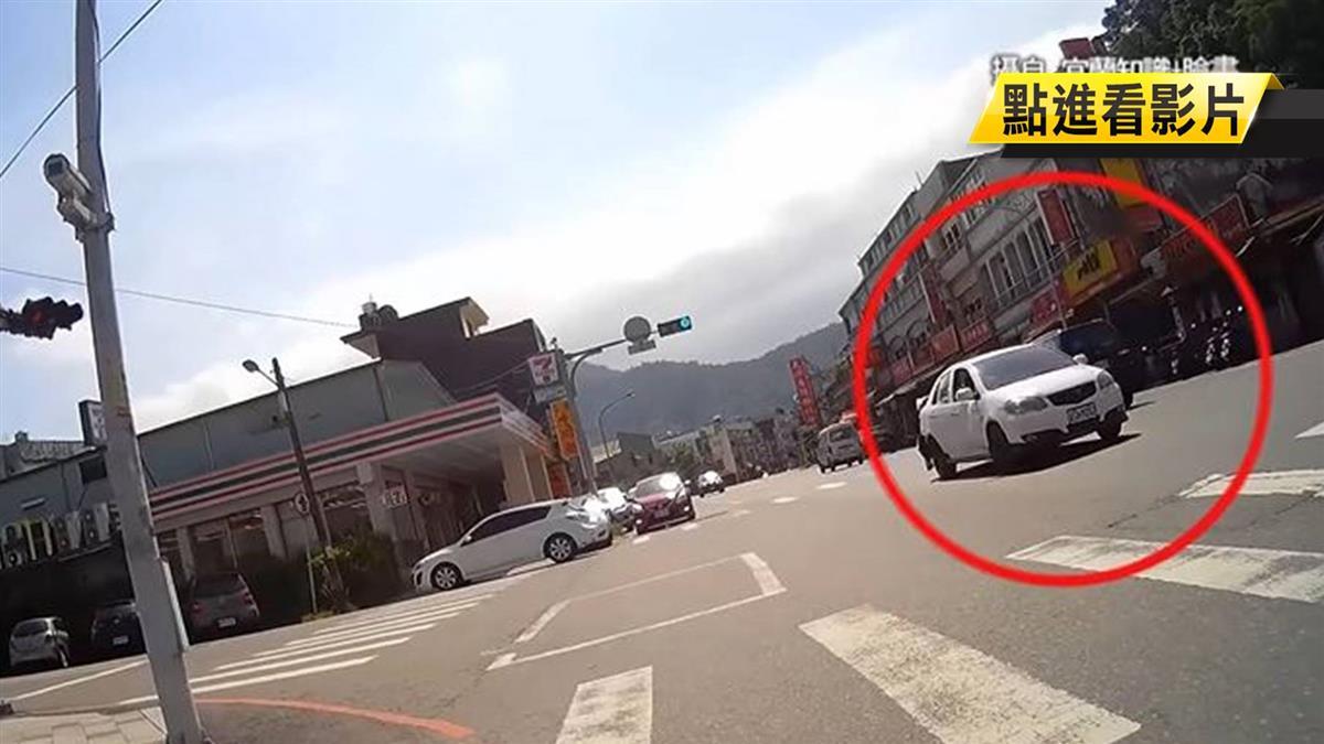 騎士遭無故逼車 影片PO網…竟釣出多名受害者