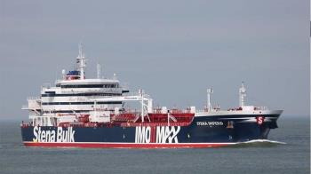 波灣緊張升級!英國油輪遭伊朗扣押 英外長怒了