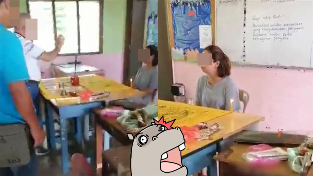老師遭附身?女鬼雙語談判3分鐘 道士驅鬼片曝