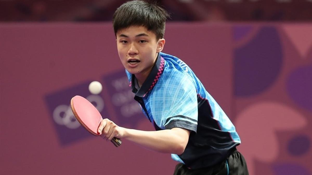 林昀儒擊敗中國名將!T2桌球鑽石賽奪冠
