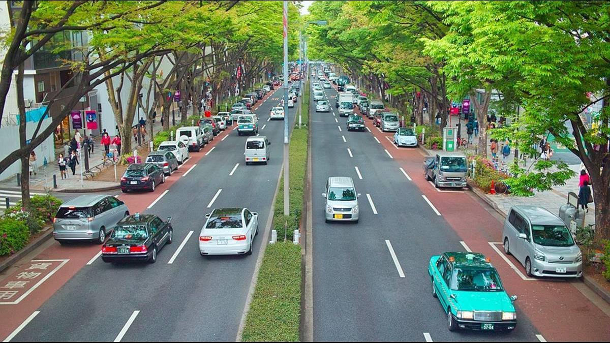 上班族租車卻不開?日本共享汽車經濟大揭密